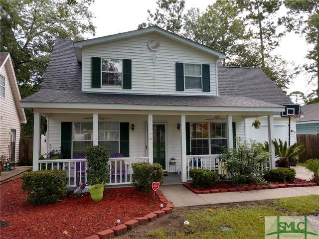 7234 Grant Street, Savannah, GA 31406 (MLS #231230) :: Level Ten Real Estate Group