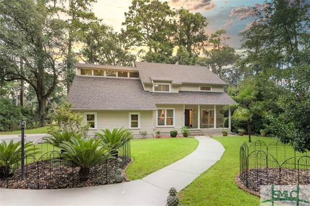 4 Pensyre, Savannah, GA 31411 (MLS #231233) :: Partin Real Estate Team at Luxe Real Estate Services