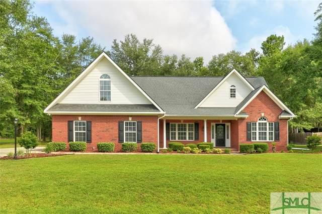 314 Westminster Drive, Guyton, GA 31312 (MLS #231234) :: Heather Murphy Real Estate Group
