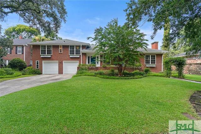 722 Washington Avenue, Savannah, GA 31405 (MLS #231236) :: Liza DiMarco