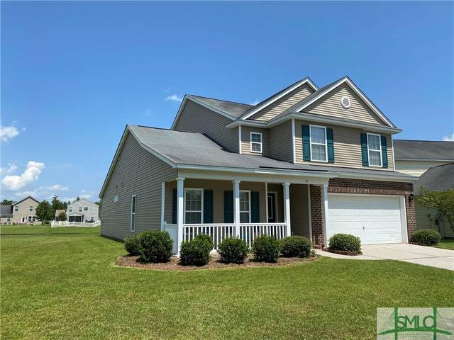 16 Briarcliff Way, Pooler, GA 31322 (MLS #231237) :: Level Ten Real Estate Group