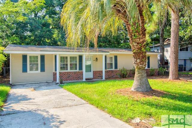 84 Superior Avenue, Savannah, GA 31406 (MLS #231238) :: Level Ten Real Estate Group