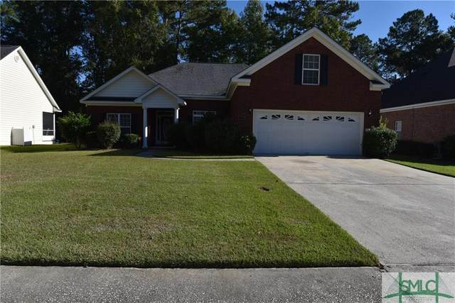 122 Valhalla Drive, Savannah, GA 31419 (MLS #231240) :: Level Ten Real Estate Group