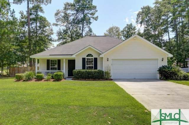93 Wiregrass Trail, Rincon, GA 31326 (MLS #231245) :: Heather Murphy Real Estate Group