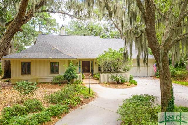 18 Magnolia Crossing, Savannah, GA 31411 (MLS #231246) :: Partin Real Estate Team at Luxe Real Estate Services