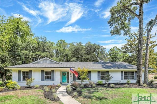 1121 Wilmington Island Road, Savannah, GA 31410 (MLS #231270) :: Teresa Cowart Team
