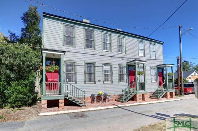 516-520 Macon Street, Savannah, GA 31401 (MLS #231273) :: Barker Team | RE/MAX Savannah