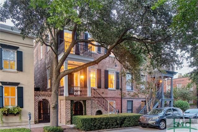 412 E Taylor Street, Savannah, GA 31401 (MLS #231275) :: Level Ten Real Estate Group