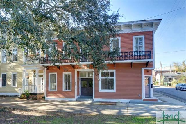 519 E Broad Street, Savannah, GA 31401 (MLS #231278) :: Barker Team | RE/MAX Savannah
