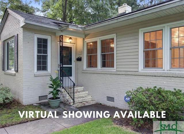 330 E 64Th Street, Savannah, GA 31405 (MLS #231285) :: Partin Real Estate Team at Luxe Real Estate Services