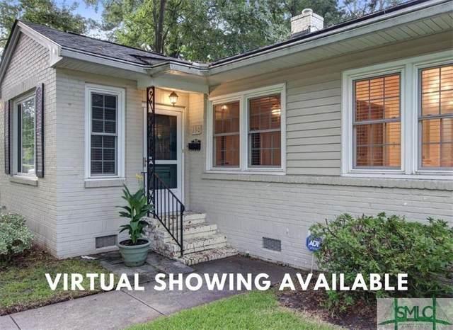 330 E 64Th Street, Savannah, GA 31405 (MLS #231285) :: Bocook Realty