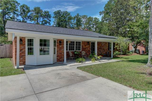 12713 Sunnybrook Road, Savannah, GA 31419 (MLS #231294) :: The Sheila Doney Team