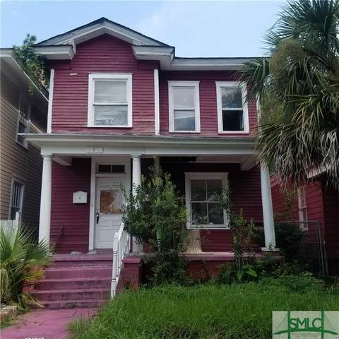 632 W 39th Street, Savannah, GA 31415 (MLS #231319) :: Coastal Homes of Georgia, LLC