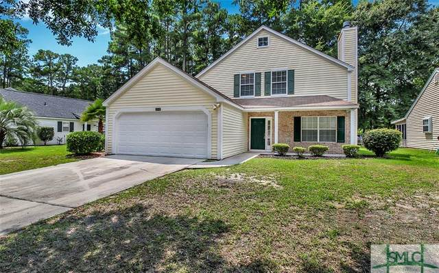 494 Mill Street, Bluffton, SC 29910 (MLS #231324) :: Coastal Savannah Homes
