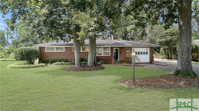 1945 Colonial Drive, Savannah, GA 31406 (MLS #231325) :: Partin Real Estate Team at Luxe Real Estate Services