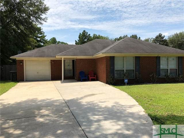 211 Preakness Drive, Hinesville, GA 31313 (MLS #231353) :: The Sheila Doney Team