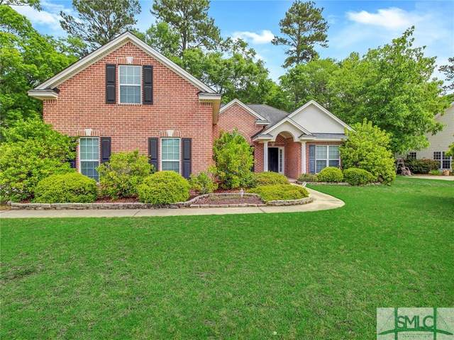 888 Young Way, Richmond Hill, GA 31324 (MLS #231360) :: Coastal Savannah Homes