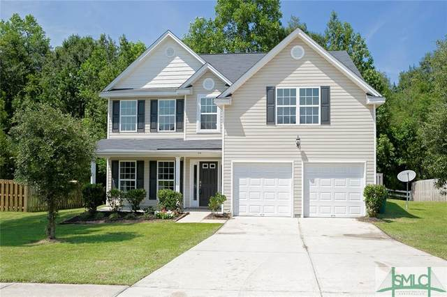 616 Tradewinds Loop, Rincon, GA 31326 (MLS #231362) :: McIntosh Realty Team