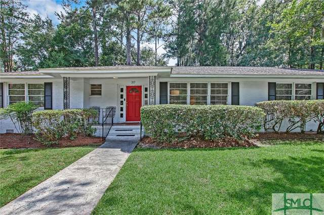 317 Kensington Drive, Savannah, GA 31405 (MLS #231363) :: Keller Williams Coastal Area Partners