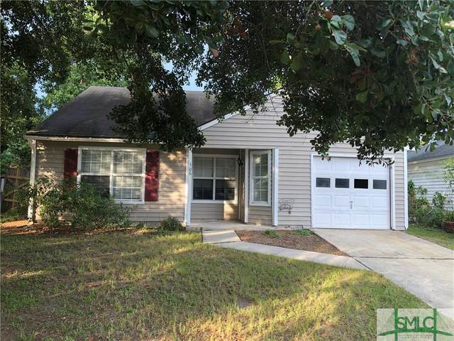 306 Mapmaker Lane, Savannah, GA 31410 (MLS #231365) :: Liza DiMarco
