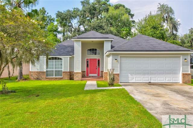 127 Saint Ives Drive, Savannah, GA 31419 (MLS #231368) :: Partin Real Estate Team at Luxe Real Estate Services
