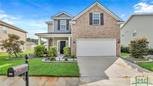 141 Perry Drive, Richmond Hill, GA 31324 (MLS #231373) :: Level Ten Real Estate Group