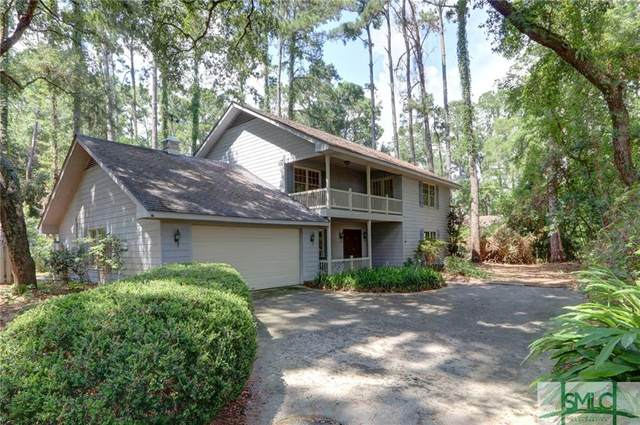7 Marmaduke Lane, Savannah, GA 31411 (MLS #231374) :: Teresa Cowart Team