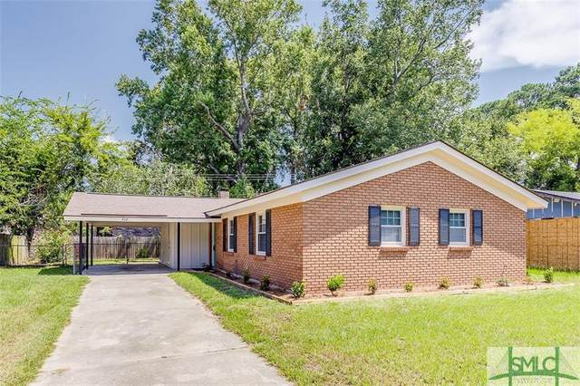 412 Valentine Drive, Savannah, GA 31406 (MLS #231378) :: Heather Murphy Real Estate Group