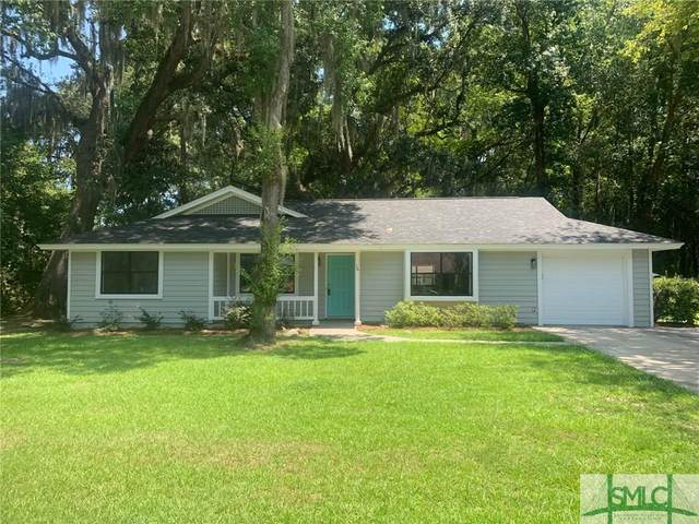 16 Bristlecone Drive, Savannah, GA 31419 (MLS #231385) :: Heather Murphy Real Estate Group