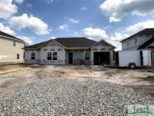 591 Burke Drive, Hinesville, GA 31313 (MLS #231390) :: McIntosh Realty Team