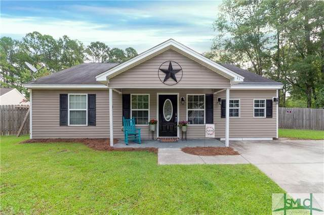11 Maggies Junction Way, Guyton, GA 31312 (MLS #231399) :: Keller Williams Coastal Area Partners
