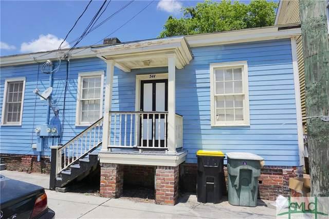 544 E Huntingdon Street, Savannah, GA 31401 (MLS #231405) :: Coastal Homes of Georgia, LLC