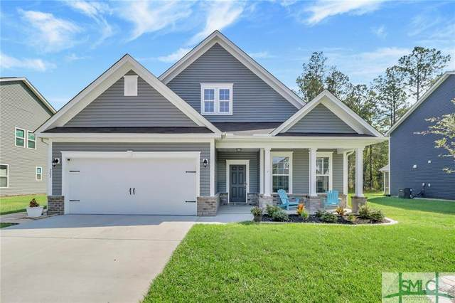 207 Tanzania Trail, Pooler, GA 31322 (MLS #231406) :: Heather Murphy Real Estate Group