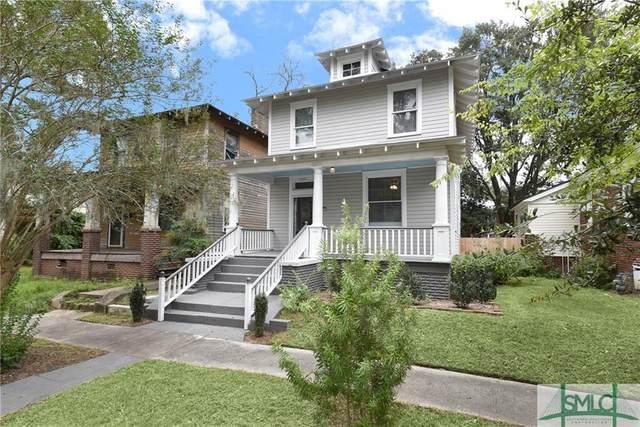 1214 E 31st Street, Savannah, GA 31404 (MLS #231408) :: Coastal Homes of Georgia, LLC