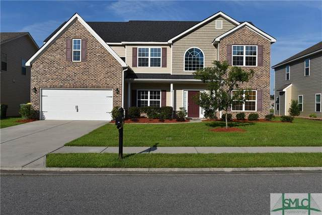 19 Litchfield Drive, Savannah, GA 31419 (MLS #231410) :: Liza DiMarco