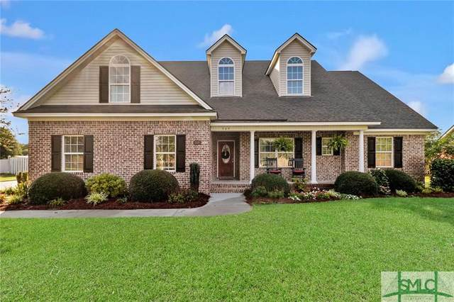 509 Braves Field Drive, Guyton, GA 31312 (MLS #231412) :: Teresa Cowart Team