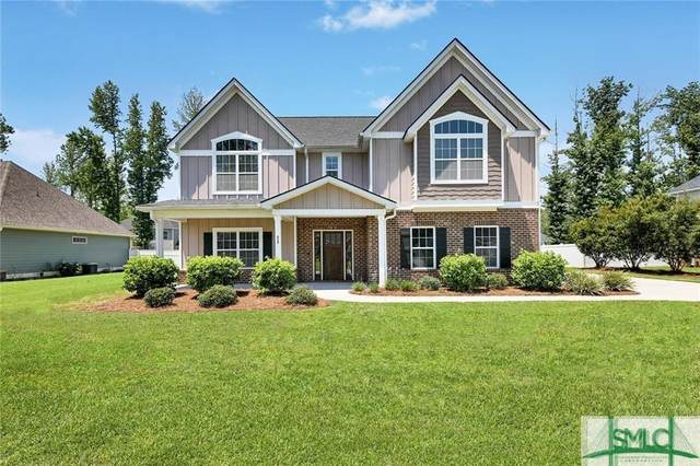 212 Blandford Way, Rincon, GA 31326 (MLS #231414) :: Partin Real Estate Team at Luxe Real Estate Services