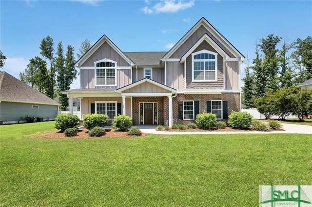 212 Blandford Way, Rincon, GA 31326 (MLS #231414) :: Heather Murphy Real Estate Group