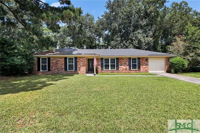 20 Beaver Run Drive, Savannah, GA 31419 (MLS #231420) :: Heather Murphy Real Estate Group