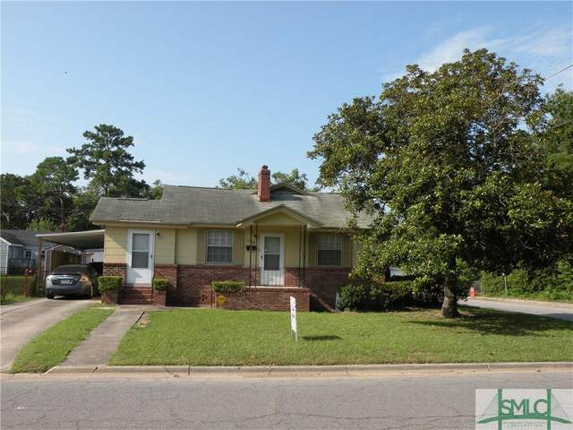 2003 Beech Street, Savannah, GA 31404 (MLS #231428) :: Glenn Jones Group | Coldwell Banker Access Realty