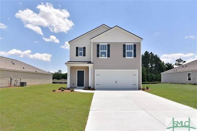 201 Caribbean Village Drive, Guyton, GA 31312 (MLS #231430) :: Heather Murphy Real Estate Group