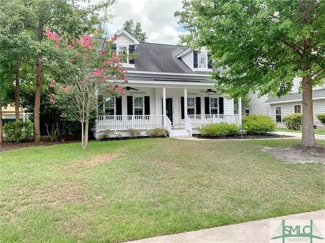 15 Golden Rod Loop, Richmond Hill, GA 31324 (MLS #231459) :: Heather Murphy Real Estate Group