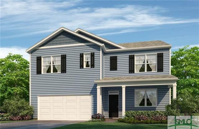 407 Hogan Drive, Richmond Hill, GA 31324 (MLS #231487) :: The Sheila Doney Team