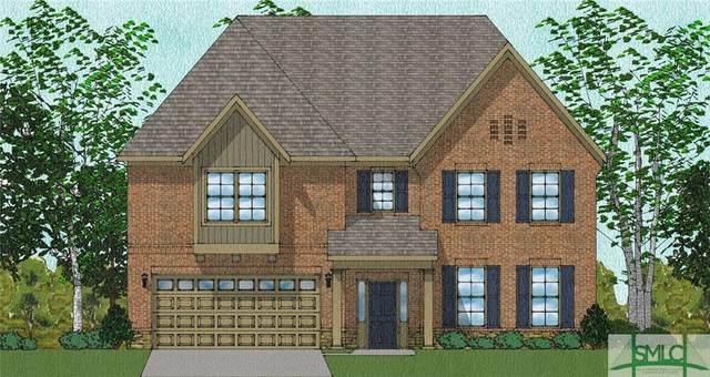 3784 Castleoak Drive, Richmond Hill, GA 31324 (MLS #231488) :: Partin Real Estate Team at Luxe Real Estate Services