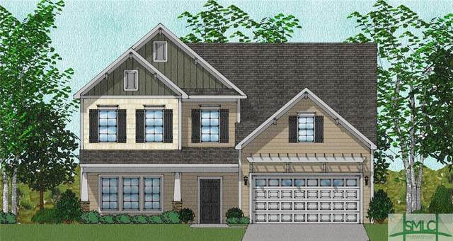 3556 Castleoak Drive, Richmond Hill, GA 31324 (MLS #231490) :: Teresa Cowart Team
