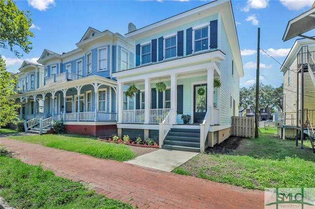 207 E Anderson Street, Savannah, GA 31401 (MLS #231512) :: Keller Williams Realty-CAP