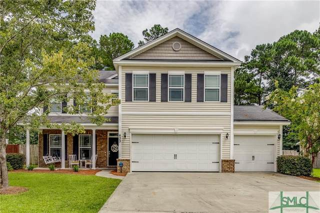 433 Keiffer Drive, Rincon, GA 31326 (MLS #231514) :: The Arlow Real Estate Group