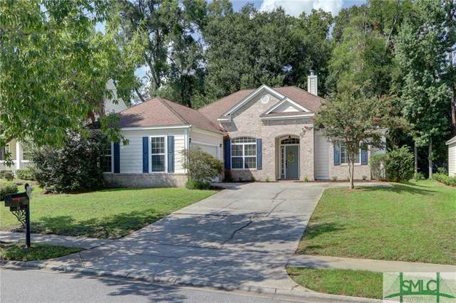 38 Coffee Pointe Drive, Savannah, GA 31419 (MLS #231526) :: Keller Williams Realty-CAP