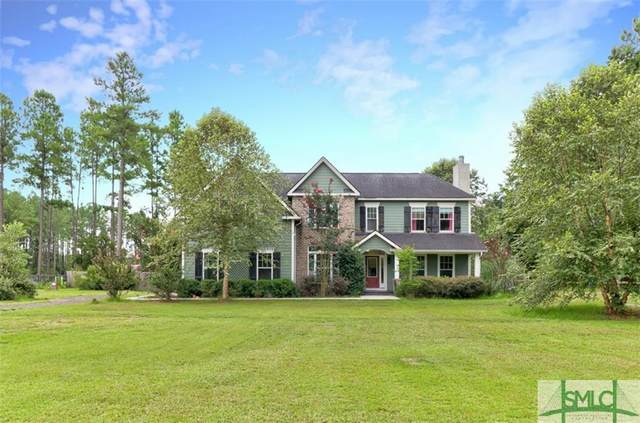 100 Zipperer Paddock Road, Guyton, GA 31312 (MLS #231528) :: The Arlow Real Estate Group