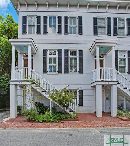 815 Howard Street, Savannah, GA 31401 (MLS #231532) :: Coastal Savannah Homes
